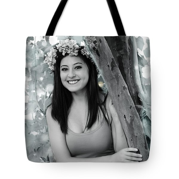 Tote Bag featuring the photograph 2916-3 by Teresa Blanton