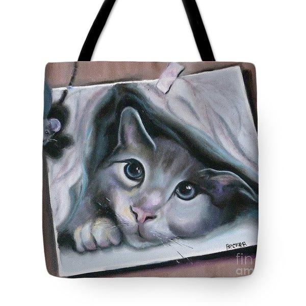 2cute Tote Bag