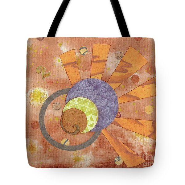 Tote Bag featuring the mixed media 2life by Desiree Paquette