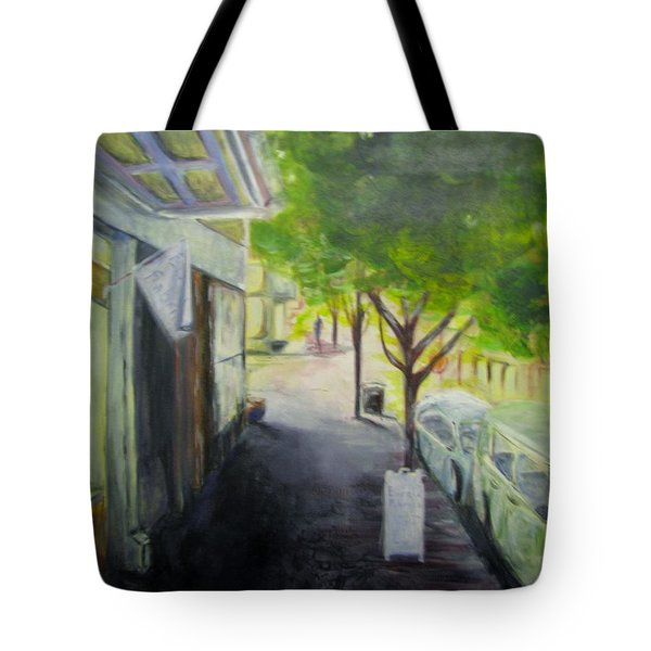 2nd St Stores Tote Bag