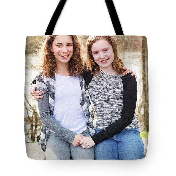 2 Tote Bag by Rebecca Cozart