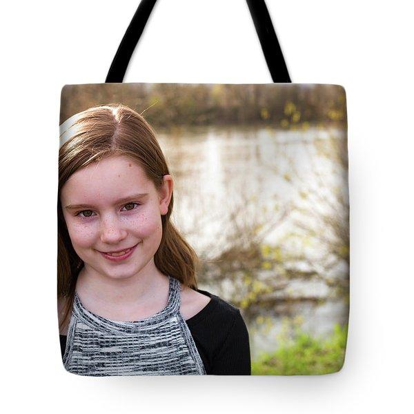 4 Tote Bag by Rebecca Cozart