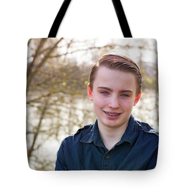 6 Tote Bag by Rebecca Cozart