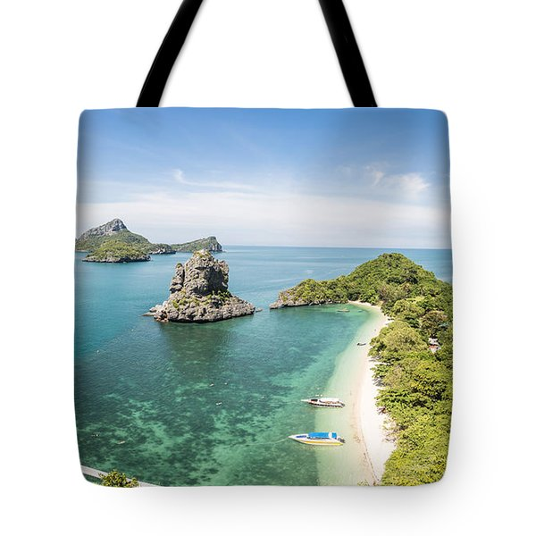 Ang Thong Marine National Park Tote Bag