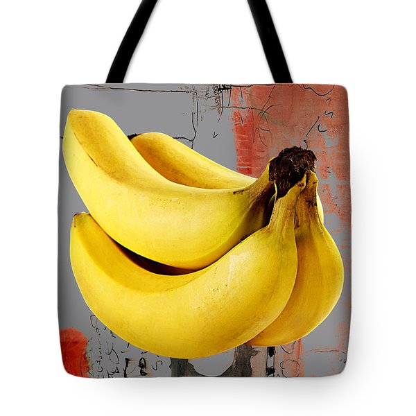 Banana Collection Tote Bag by Marvin Blaine