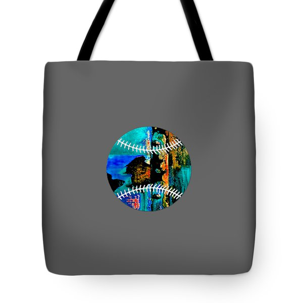 Baseball Collection Tote Bag by Marvin Blaine