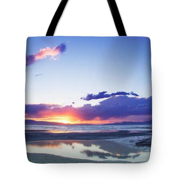 Beautiful Sunset Tote Bag