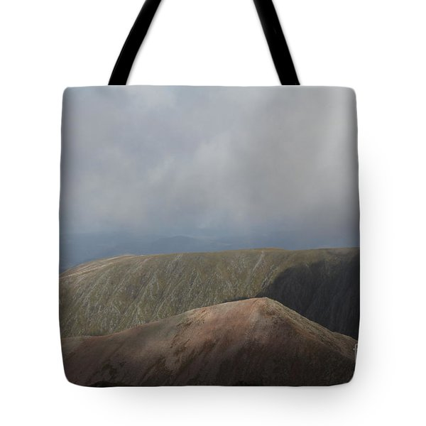 Tote Bag featuring the photograph Ben Nevis by David Grant