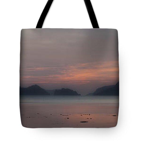 3 Boats Tote Bag