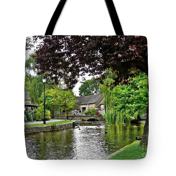 Bourton-on-the-water Tote Bag