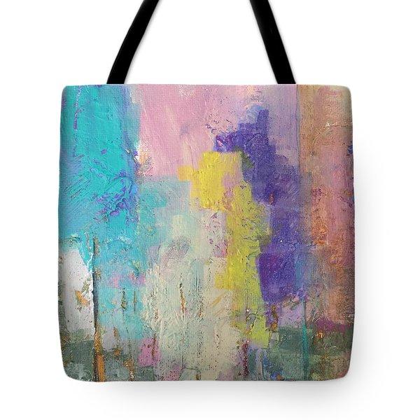 Callahan  Tote Bag