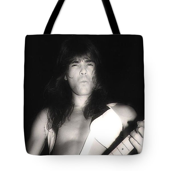 Tote Bag featuring the photograph Carlos by Digital Art Cafe