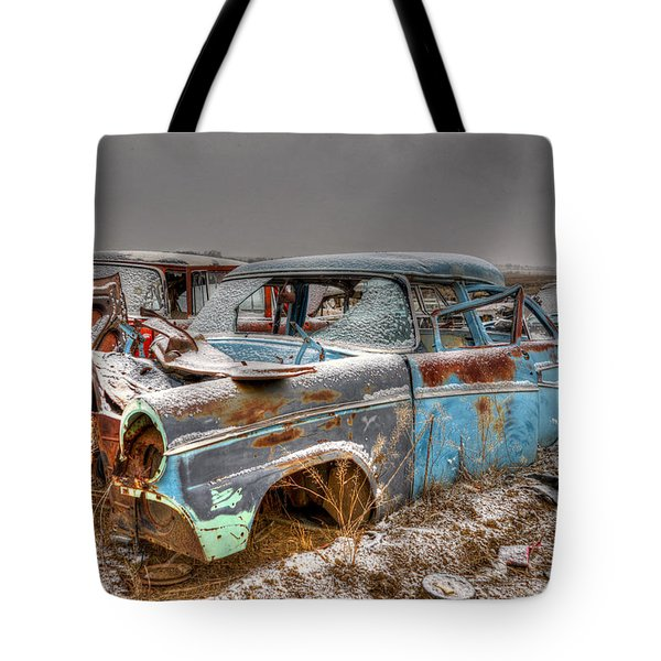 Chillin Tote Bag