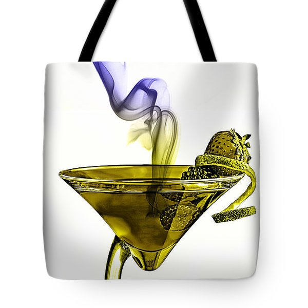 Cocktails Collection Tote Bag