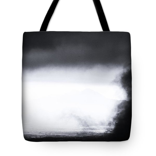 Coming In Tote Bag