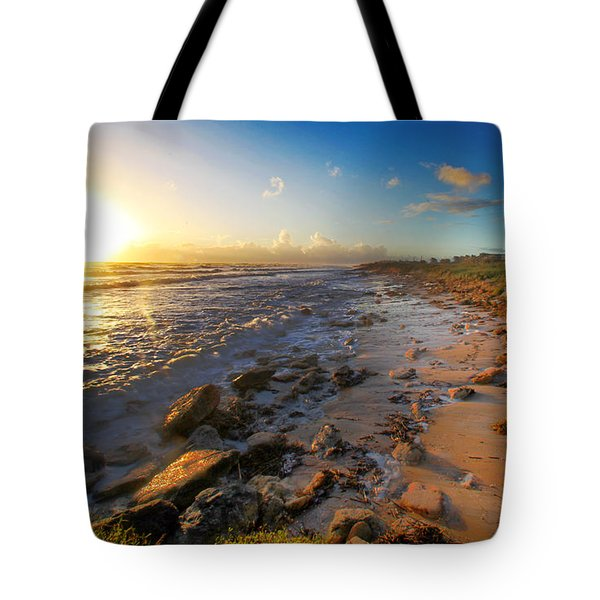 3 Degrees Below The Sun Tote Bag