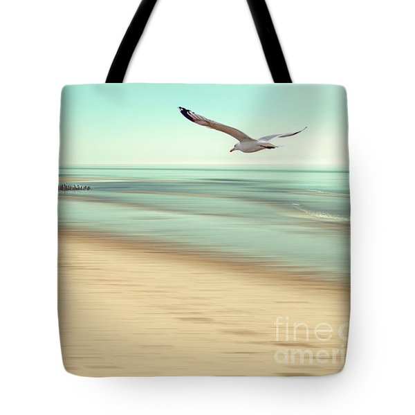 Tote Bag featuring the photograph Desire Light Vintage by Hannes Cmarits