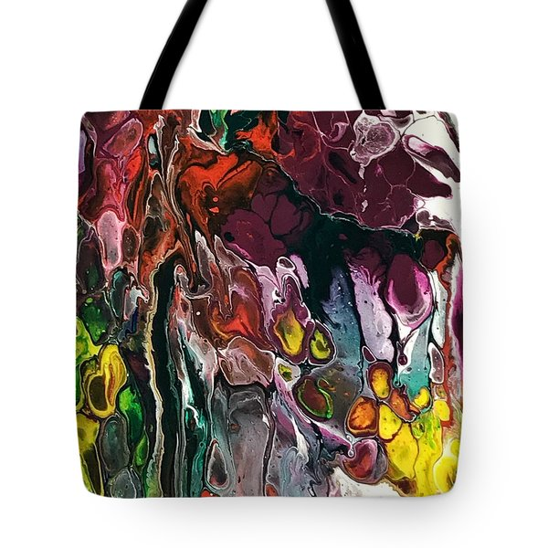 Detail Of Auto Body Paint Technician 4 Tote Bag