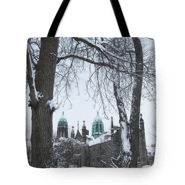 Framed By Nature Tote Bag