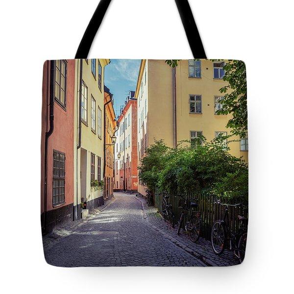 Gamla Stan Tote Bag
