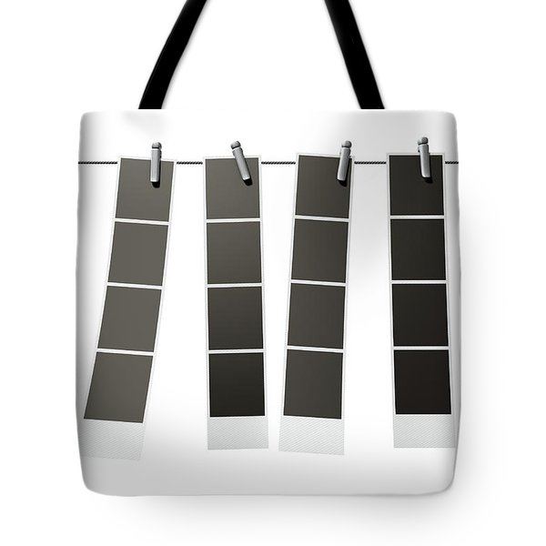 Hanging Instant Photograph Gallery Tote Bag