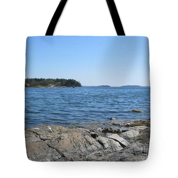 In Stensund Tote Bag