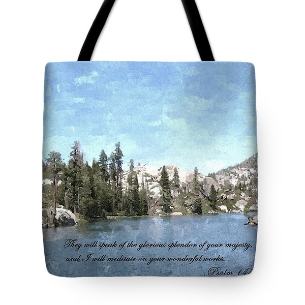 Inspirations 1 Tote Bag
