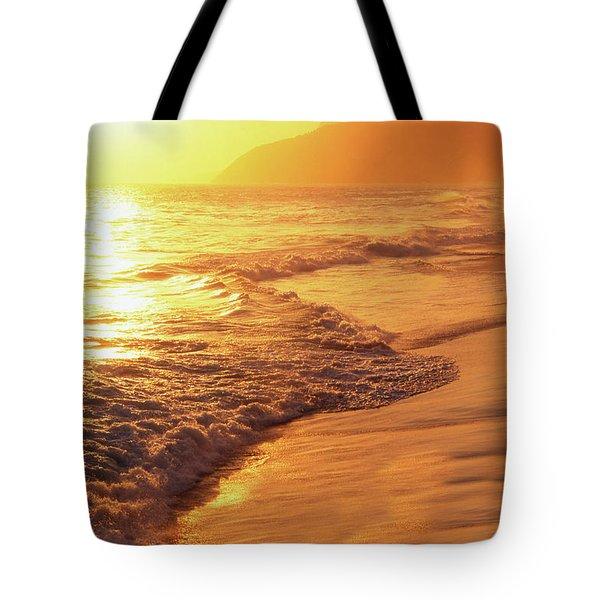 Ipanema Beach Rio De Janeiro Brazil Tote Bag