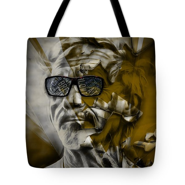 Jj Cale They Call Me The Breeze Tote Bag