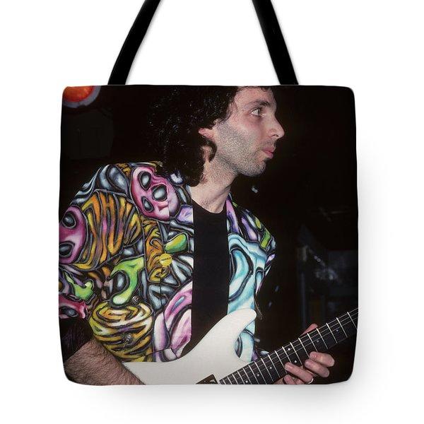Joe Satriani Tote Bag