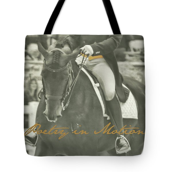 Keep The Contact Quote Tote Bag
