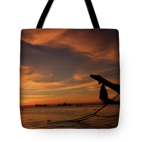 Koh Tao Island In Thailand Tote Bag