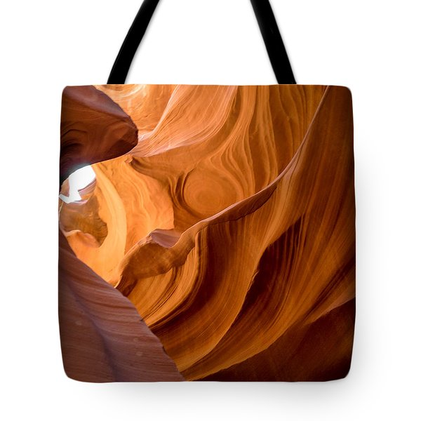 Lower Antelope Canyon Navajo Tribal Park #4 Tote Bag