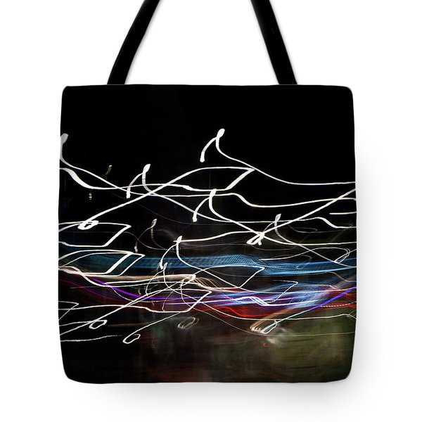 Magic Color Tote Bag