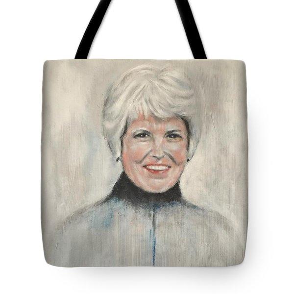 Margaret G Pope Tote Bag