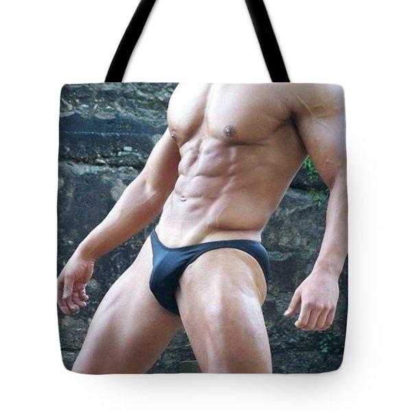 Marius Tote Bag by Jake Hartz