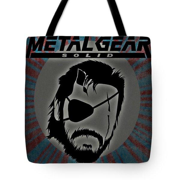 Metal Gear Solid Tote Bag