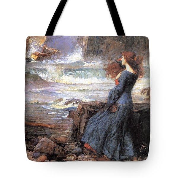 Miranda - The Tempest Tote Bag