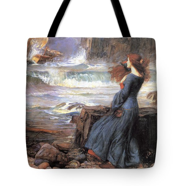 Miranda - The Tempest Tote Bag