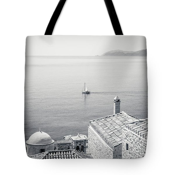 Monemvasia / Greece Tote Bag