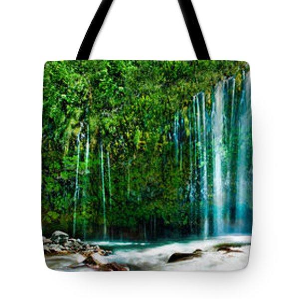 Mossbrae Falls Tote Bag