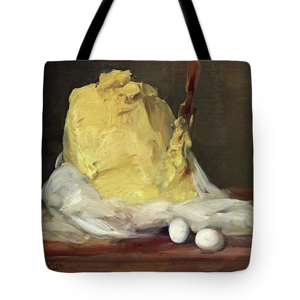 Mound Of Butter Tote Bag