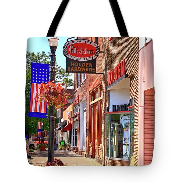 Murfreesboro Tn, Usa Tote Bag