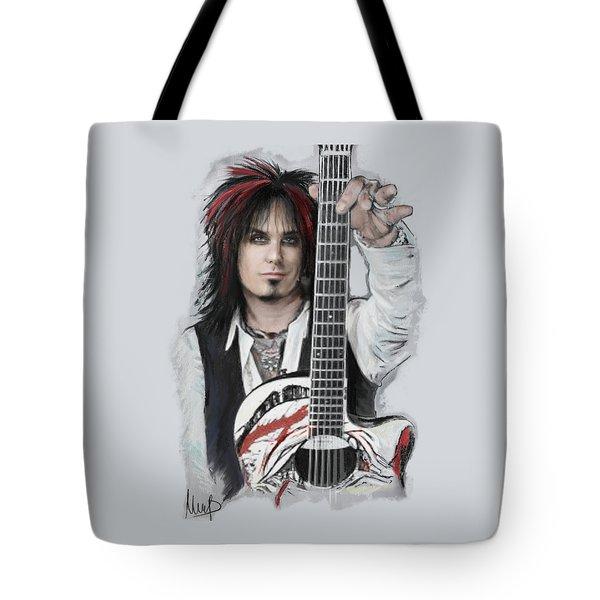 Nikki Sixx 4 Tote Bag