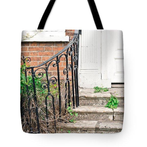 Old Steps Tote Bag