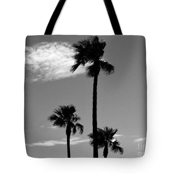 3 Palms Tote Bag