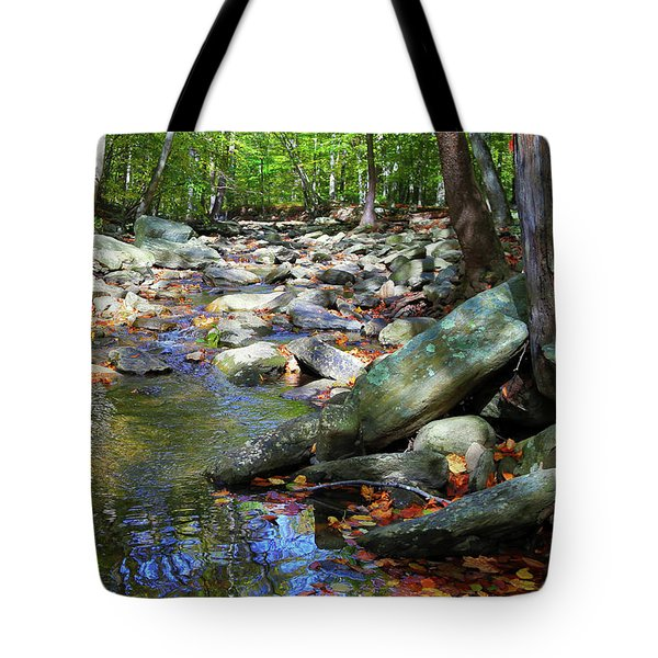 Tote Bag featuring the photograph Peace by Mitch Cat