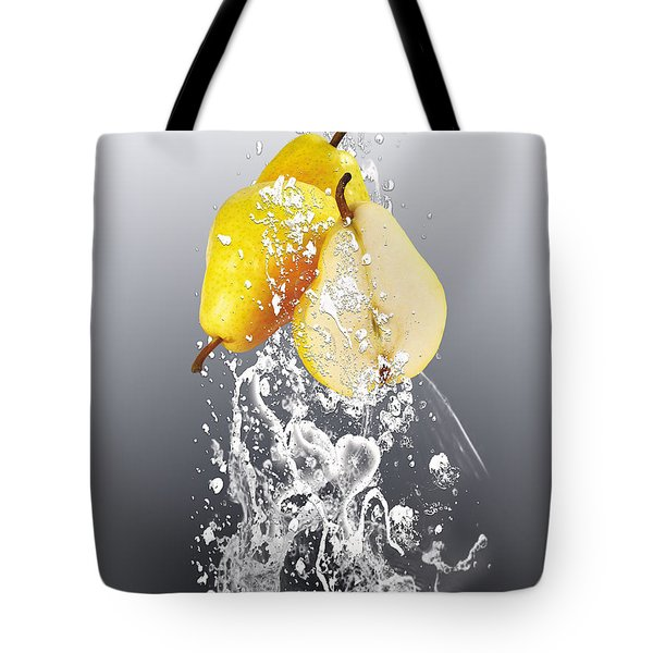 Pear Splash Collection Tote Bag