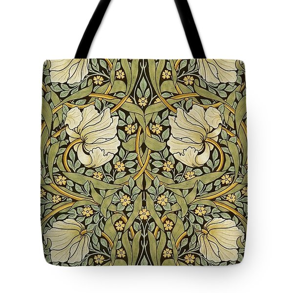 Pimpernel Tote Bag by William Morris