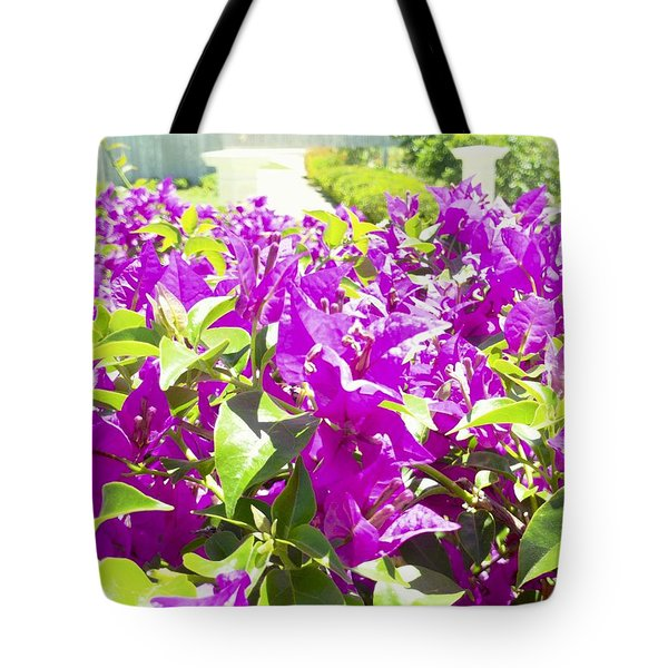 Ponce Urban Ecological Park Tote Bag